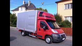 Spací nástavby a spoilery -přesná výroba a montáž na Váš nákladní automobil