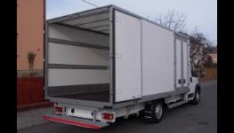 Hasičská auta, přestavby vozů pro hasiče - speciální zástavby a nástavby zásahových požárních vozidel