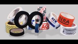 Řezání, upichování, převíjení pásek a výroba etiket
