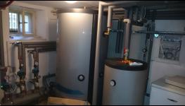Kompletní montáž automatických kotlů a tepelných čerpadel na kotlíkové dotace