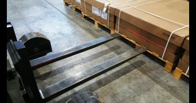 Laserový ukazatel polohy nákladu je naprostou novinkou v České republice