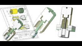 Spojovací materiál do plastu - samořezné šrouby Polyplast a závitové zálisky SERPLAST