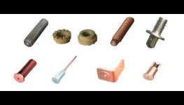 Spojovací materiál do dřeva - závitové vložky a matice