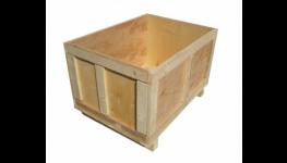 Dřevěné bedny, průmyslové obaly, bedny na míru, exportní a přepravní boxy