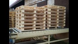 Dřevěné palety standard, výroba atypických palet