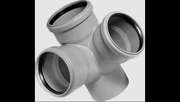 Skolan DB® - odpadní trubka se sníženým hlukem
