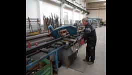 Prodej, řezání a stříhání hutního materiálu vám zajistí poctivé a tradiční železářství v Brně