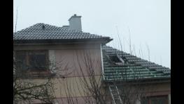 Rekonstrukce, opravy střech a realizace střešních konstrukcí na klíč