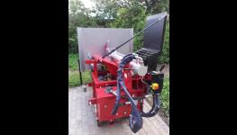 Štípač dřeva pro domácí i profesionální použití na elektromotor Břeclav