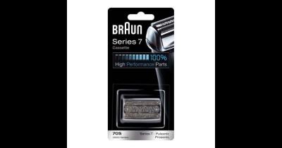 Holicí strojky Braun - prodej, náhradní díly a záruční i pozáruční servis