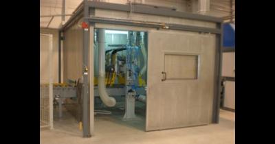 Firma ROMAn se specializuje na protihlukové úpravy a odhlučnění průmyslových provozů