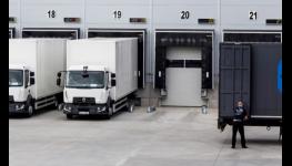 Odbavovací systémy pro logistická centra jednoduše zobrazí a vyvolají auta dle SPZ