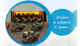 Pájení a žíhání trubek, nerezových materiálů a komponentů pro automobilový průmysl