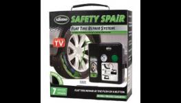 Lepení pneu Slime  - oprava defektu za 15 minut