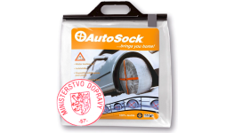 Textilní sněhové řetězy od norského výrobce - sněhové ponožky na vozidla