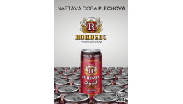 Prometheus – novinka z pivní produkce Pivovar Rohozec