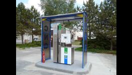 Plnicí stanice CNG v České republice