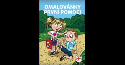 První pomoc či dopravní výchova pro děti – naučné publikace