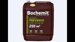 Přípravky Bochemit pro preventivní péči o dřevo v interiéru i exteriéru