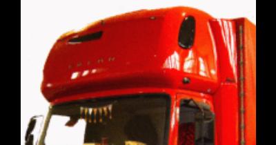 Spací kabina montáž Praha - extrémně prostorné a pohodlné lůžko pro řidiče
