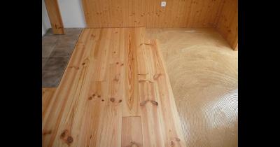 Pokládka, montáž a realizace všech druhů podlah, podlahářské práce
