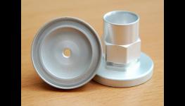 Chemické úpravy hliníku – pasivace přípravkem Bonderite 2040 (původní název Alodine 2040)