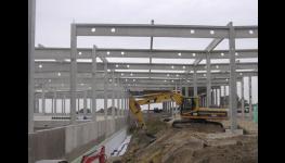 Návrh a montáž železobetonové konstrukce včetně projektové a výrobní dokumentace