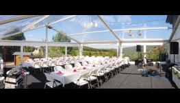 Party stany a montované haly – řešení pro všechny venkovní akce