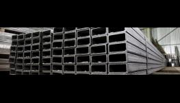 Válcované profily I, U, T, L pro ocelové konstrukce, stropní překlady, zábradlí