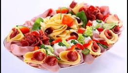 Chlebíčky, pomazánky, saláty a další lahůdky na Váš stůl od českého výrobce