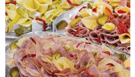 Výroba lahůdek, obložených mís, chlebíčků, salátů a pomazánek