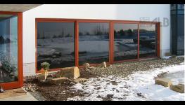 Bezbariérové posuvné dveře a HS portály - odsuvné stěny a francouzská okna od českého výrobce