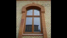 Dřevěná EURO okna pro historické budovy - rustikální nebo kastlové