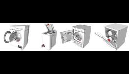Myčky, pračky, sušičky - spolehlivá oprava a servis v Brně