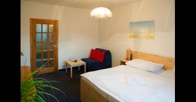 Komfortní ubytování včetně snídaně, čtyřhvězdičkový hotel, apartmány