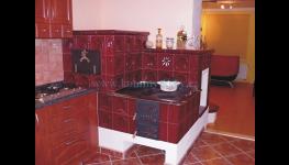 Profesionální stavba moderního i tradičního krbu, krbových kamen, sporáků