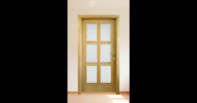 Prodej, montáž - interiérové, exteriérové dřevěné dveře na míru od profesionálů