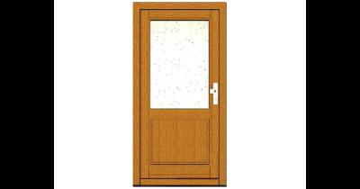 Vchodové a interiérové dveře i atypické rozměry