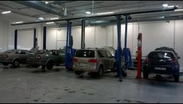 3D Geometrie –  přesná diagnostika a seřízení nápravy osobních aut a dodávek