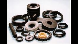 Pogumování kovů, lisování pryže pro automobilový nebo strojírenský průmysl