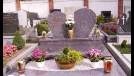 Hroby a dvojhroby - kvalitní výroba náhrobků a pomníků