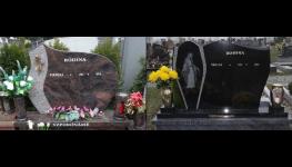 Náhrobky - výroba nových a renovace starých náhrobků za výhodné ceny