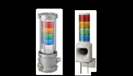 Signální světla, bezpečnostní světla a systémy a světelná signalizace pro bezpečnost práce