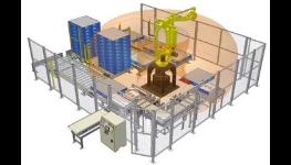 Bezpečnostní technologie, systémy pro průmysl - výroba a montáž