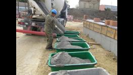 Maltové směsi Malmix - namíchané a připravené pro všechny typy staveb