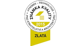 Vodonepropustný beton PERMACRETE získal zlatou medaili, Praha