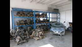 Ekologická likvidace autovraků Znojmo, Moravský Krumlov, Hrušovany nad Jevišovkou