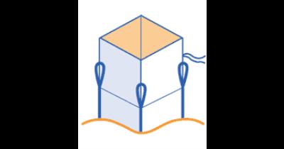 Výroba tvarově stálých Big-Bagů k efektivnímu uskladnění sypkého materiálu