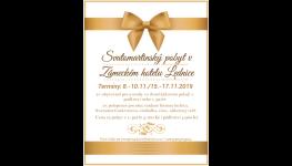 Svatomartinský pobyt 2019 dva víkendy v Zámeckém hotelu Lednice