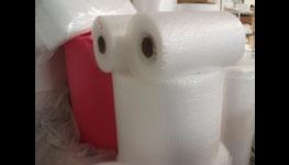 Standardní i antistatická bublinková fólie – ochranný obalový materiál